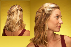 Astonishing Quick Hair Styles Easy And Quick Hairstyles Fast Easy Short Hairstyles Gunalazisus