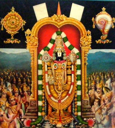 Venkateswara Suprabhatam Lyrics and meaning   Venkatesa Suprabhatam