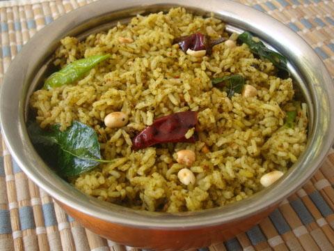 Andhra Special Pongal Recipes, Aava Pettina Pulihora,Aava Pulihora Recipes of Sankranti Festival,Andhra Food Recipes Aava Pulihora