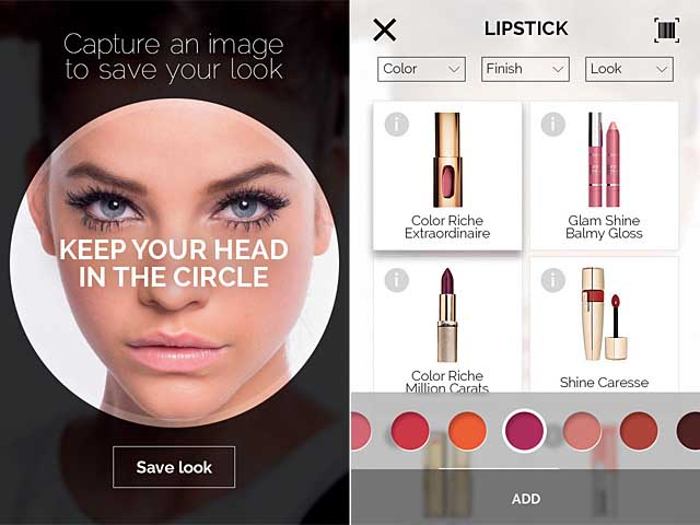 New Beauty App for Selfie Lovers | L Oreals New Makeup App | New
