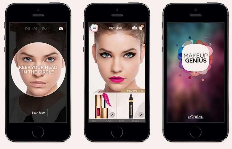 New Beauty App for Selfie Lovers | L Oreals New Makeup App