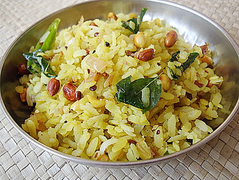 Andhra Recipes of Sankranti Festival Special Recipes for Pongal Festival Atukula Pulihora Recipe, Telugu Recipes Atukula Pulihora, Recipe To Make Pulihora