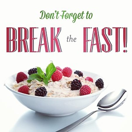 dont skip breakfast essay What happens to your body when you skip a meal get an inside look at the damage fasting does  (or if it's breakfast, to never get out of the starting gate at all.