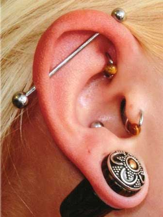 For Those With Multiple Ear Piercings Guess You Need To Follow The Above Steps More Often Avoid A Smelly Earline Do Share Your Feedback And