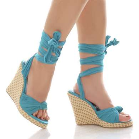 make a style statement with wedge heels fashion advice