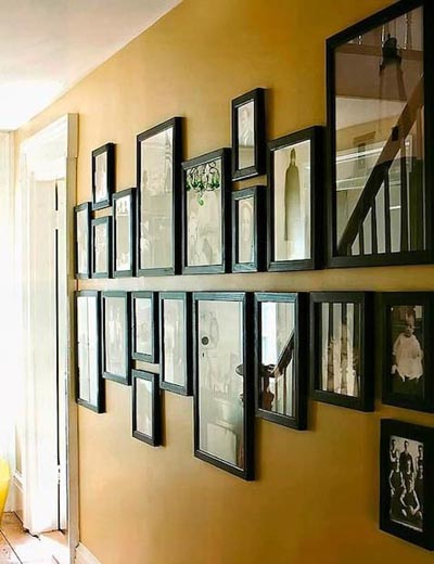Ideas To Hang Pictures On A Wall Ideas To Hang Pictures