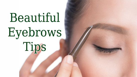 Beautiful Eyebrows Tips