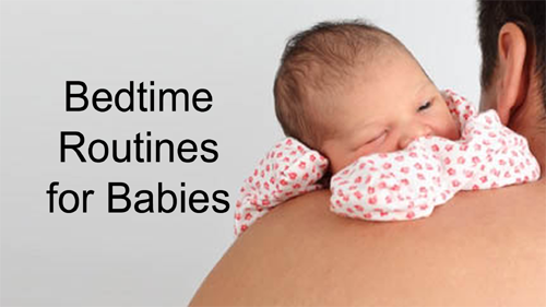 Bedtime Routines for Babies