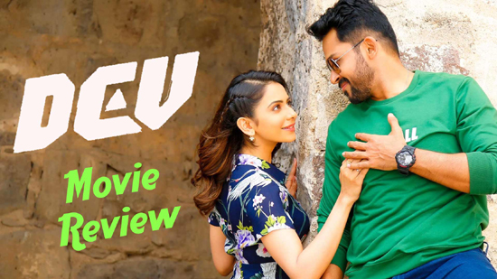 Dev Movie Review