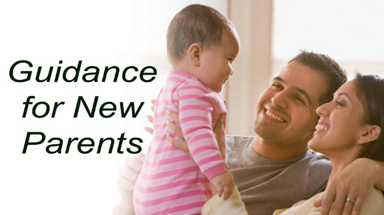 Guidance for New Parents