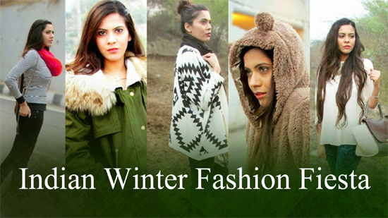 Indian Winter Fashion Fiesta