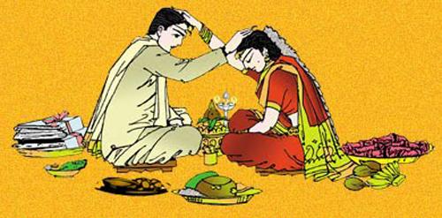 Marriage jeelakarra bellam photos