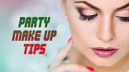 If you want to be the essence of a party, there is no better place to start than at your dressing table. The party makeup tips given here will.