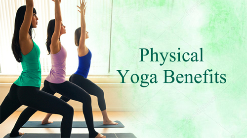 Physical Yoga Benefits