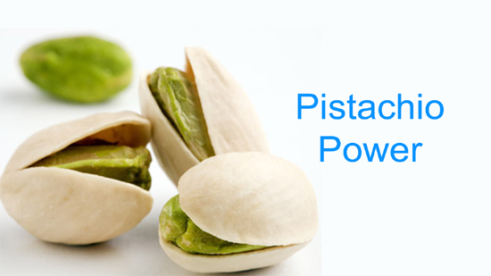 Pistachio Power
