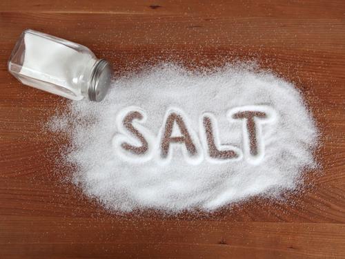 Salt is not just a taste- It's a TIP
