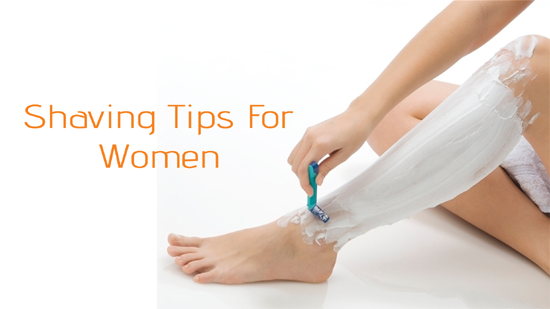 Shaving Tips For Woman