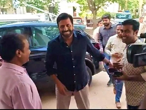 Image result for Conditional Bail given for TV9 CEO Ravi Prakash