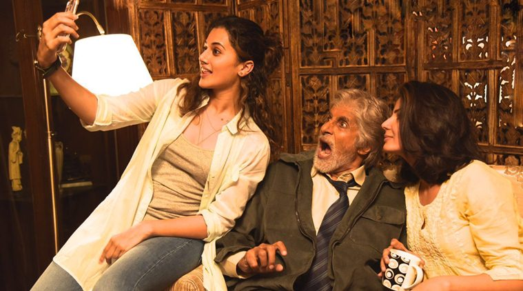 Telugu Actress Taapsee Pannu Is Going Places The Doing Some Crazy Projects In Bollywood And Her Last Outing Pink Co Starring Amitabh Bachchan