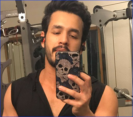 Akhil bulking up for vikram for his second film being directed by vikram kumar apparently the director asked akhil to bulk up for the film akhil is regularly hitting the gym altavistaventures Choice Image