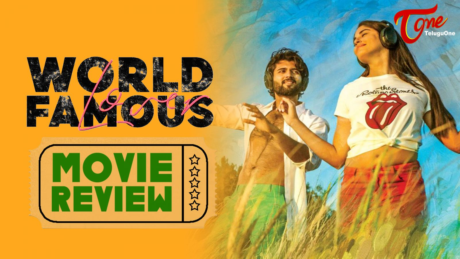 'World Famous Lover' Movie Review