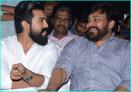 Image result for ram charan and chiru