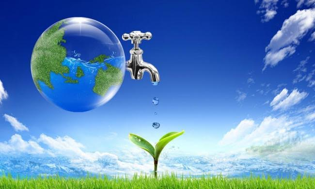 save water save earth in 100 words