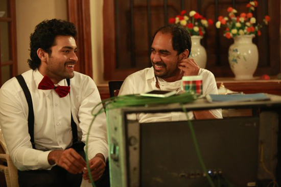 Krish Grabs Aham Brahmasmi From Varun Tej