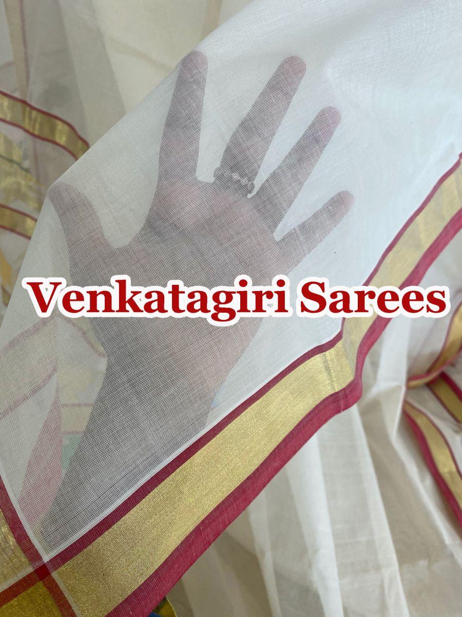 Venkatagiri -The Weave of Andhra Royals