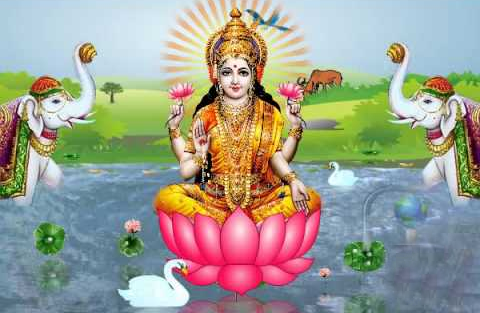 Image result for Offerings to make Lord Lakshmi happy!