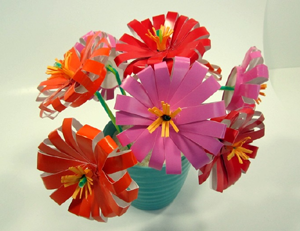 How to make flower baskets using paper cups how to make flower watch naveen our craft expert show how to make a flower basket using white paper cups a very creative way to use paper cups and make a beautiful array of mightylinksfo