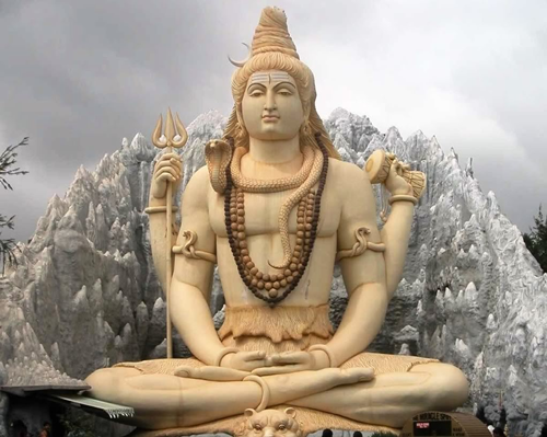 Description in detail of Lord Siva, what he represents, his mantras, and items pictured with him, here is a brief description of some of the important symbols that depict Lord Shiva