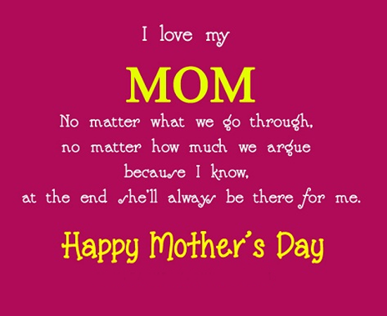 essay on mothers day special