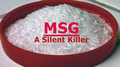 Fast Food Restaurants Without Msg