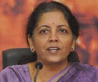 TDP to support Nirmala Sita Raman | nirmala sita raman