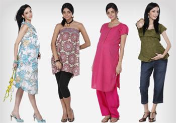 Indian Maternity Dresses