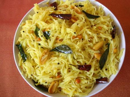 Sankranti Festival Semiya Pulihora Recipe,Special Recipes for Pongal Semiya Pulihora,Andhra Semiya Pulihora Recipes of Sankranti Festival, Indian Pongal Recipes  Semiya Pulihora