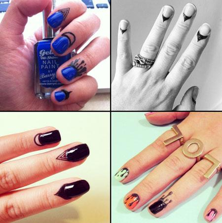 Trendy Cuticle Nail Art Cuticle Nail Art Tips Trendy Cuticle