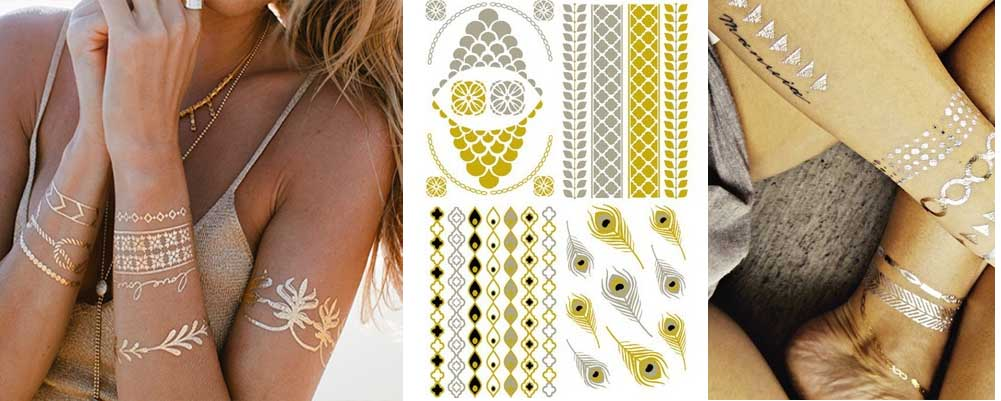 how to get a temporary tattoo for one month