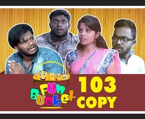 Fun Bucket | 103rd Episode | Funny Videos | Harsha Annav