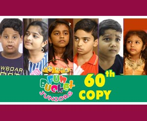 Fun Bucket JUNIORS | Episode 60 | Kids Funny Videos | Co