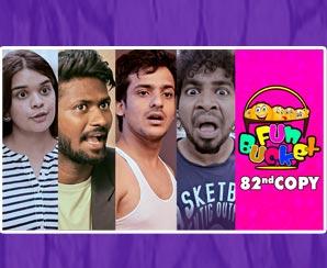 Fun Bucket | 82nd Copy | Funny Videos | by Harsha Annava