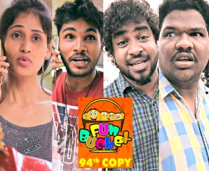 Fun Bucket   94th Episode   Funny Videos   Harsha Annava