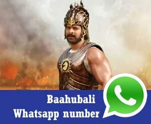 Baahubali-Whatsapp-number