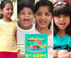 Fun Bucket JUNIORS   Episode 9   Kids Funny Videos   Com
