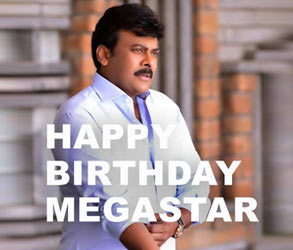 Happy Birthday Megastar