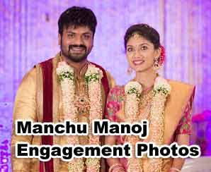 Manchu Manoj Engagement TMDB
