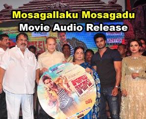 Mosagallaku-Mosagadu-Audio