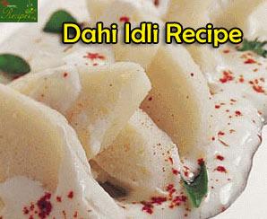 Recipes Dahi Idli Recipe