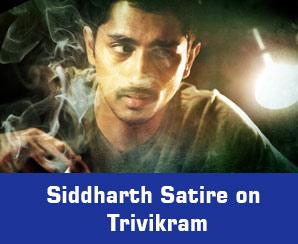 Siddharth-Satire-on-Trivikram